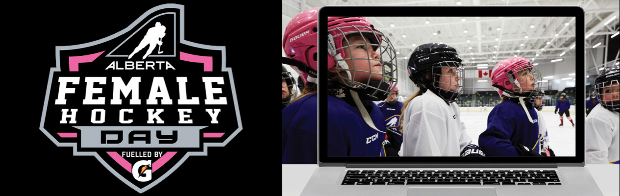 Registration open for virtual 2021 Female Hockey Day
