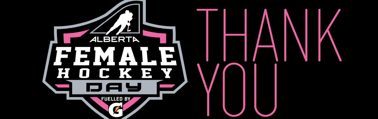 2021 Female Hockey Day shows #WhyWePlay
