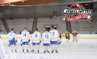 Minor hockey packages now available for Western Canada U16 Challenge Cup