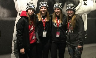 Alberta girls go global in Calgary