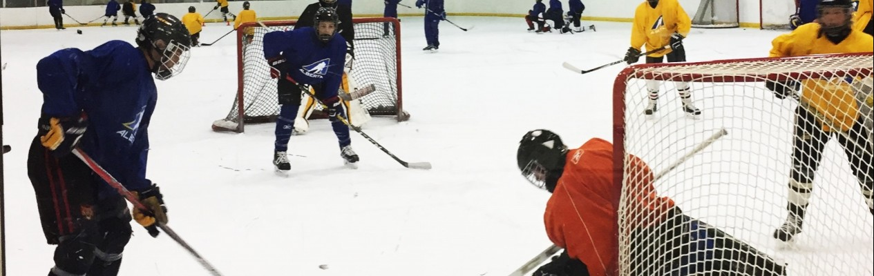 2019 Hockey Alberta Small Area Games Camp - Red Deer
