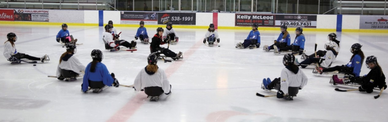 Sledge Hockey Coach 2 - Coach Level Clinic