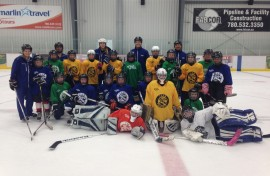 3 on 3/Small Area Games Camp