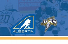 AJHL Gameday Speaker Series - Grande Prairie Storm