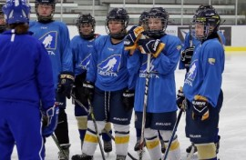 Hockey Alberta Super Skills Camp