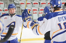 Team Alberta U16 Male Summer Camp