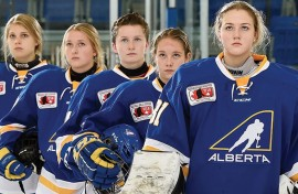 Team Alberta U18 Female Summer Selection Camp