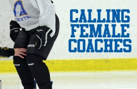 We Are Coaches: Females-Only Coach Clinic