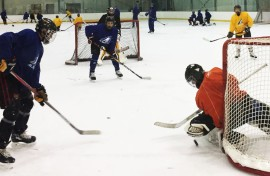 2020 Hockey Alberta Small Area Games Camp - Lloydminster