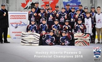 2016 Provincial Champions