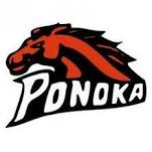 Ponoka Stampeders Jr B Hockey Club - Logo