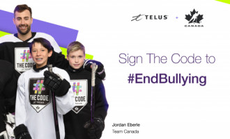 TELUS The Code