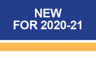New for 2020-21