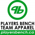 Players Bench Team Apparel