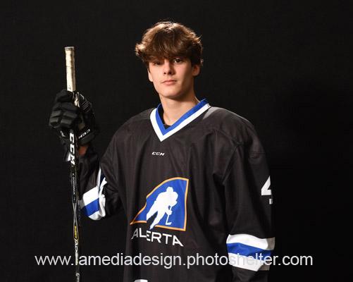 Alberta Cup All-Star Keaton Dowhaniuk