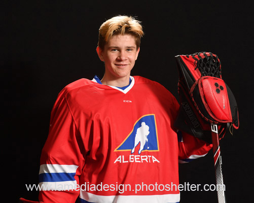 Alberta Cup All-Star Nicolas Jones