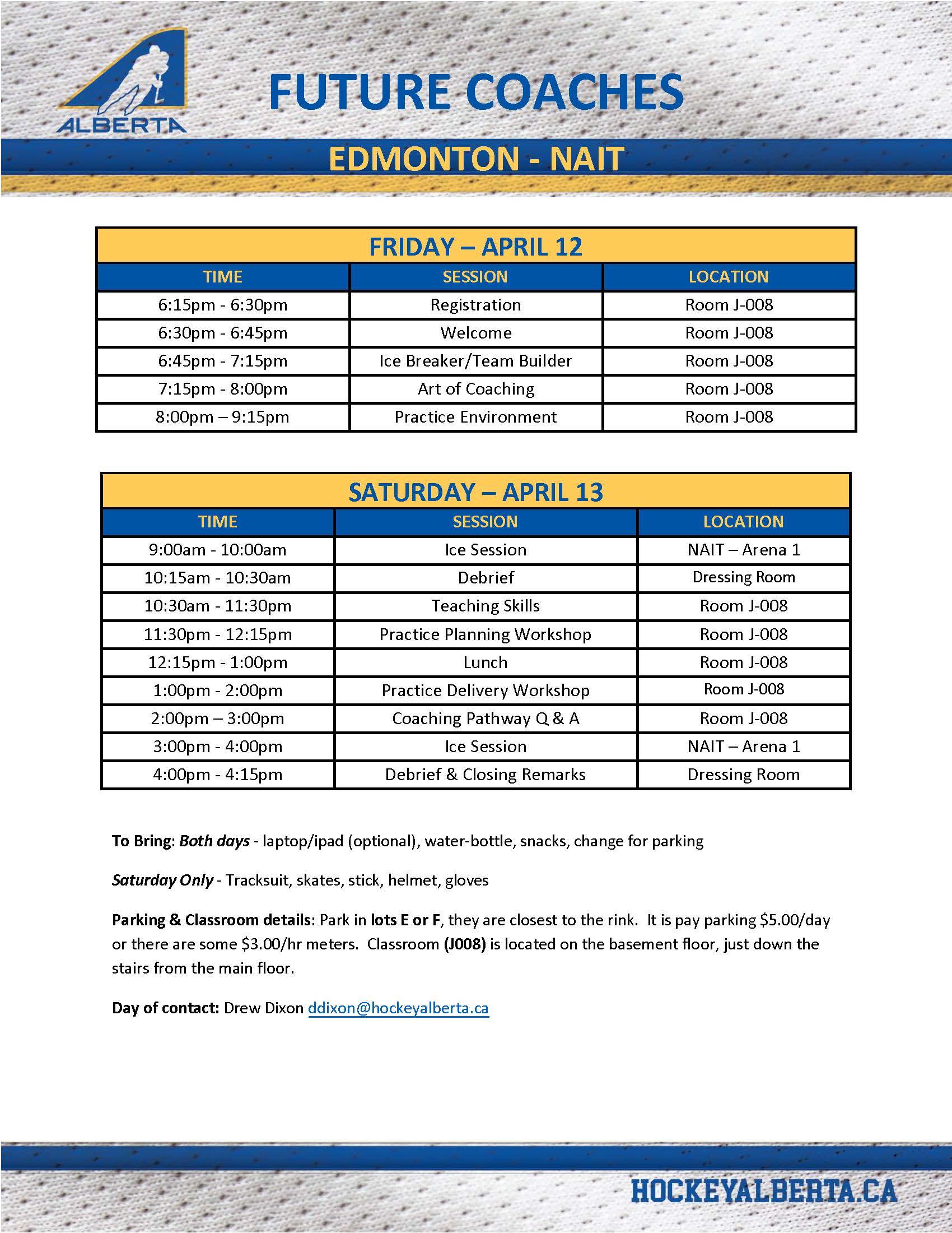 Edmonton_Schedule_&_Information_Page_1