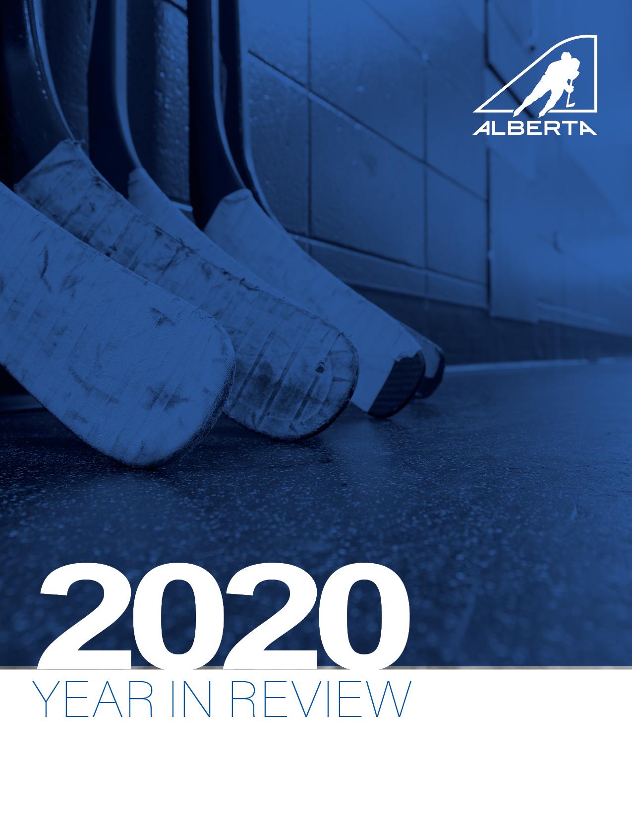 2019 Hockey Alberta Report