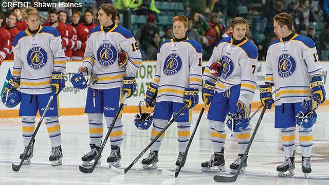 Hockey Alberta News